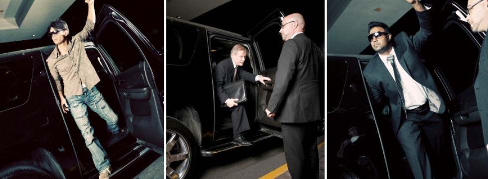 Business Celebrities & Sportsmen - Limo Service