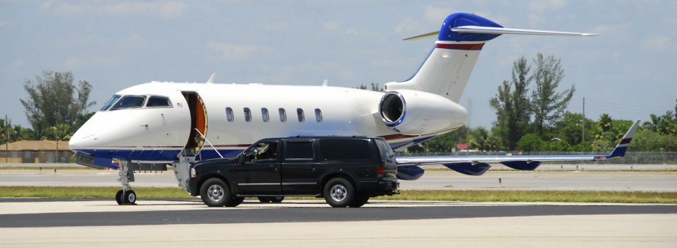 Limo Service - Private Aviation/FBO Services